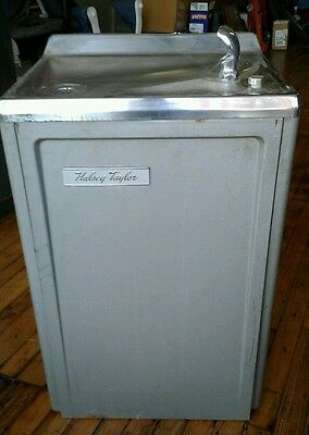 Halsey Taylor Wall Mount Water Cooler Drinking Fountain