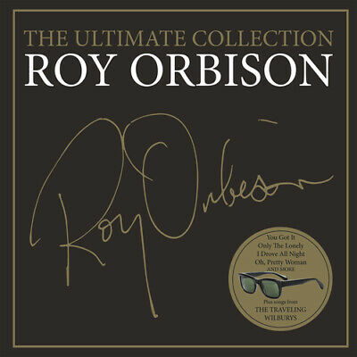 Roy Orbison : The Ultimate Collection CD (2016) ***NEW***