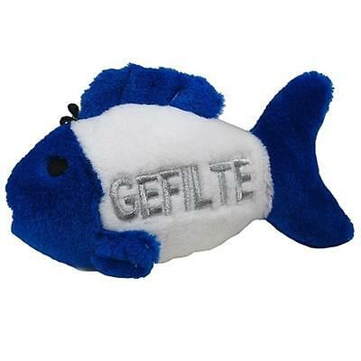 Multipet 7-84369-17721-3 Gefilte poisson withtalker-oye vey
