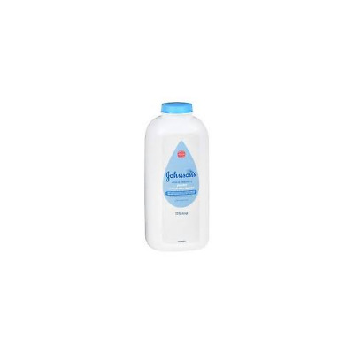 Johnsons Baby Powder with Soothing Aloe & Vitamin E Pure Cornstarch 22 oz