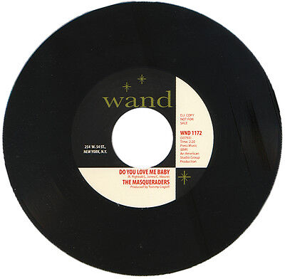 """Masqueraders  """"do You Love Me Baby""""  Monster Northern Soul    Listen!"""