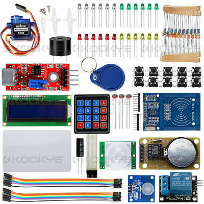 Arduino RFID Security Master Kit for DIY Projects Community Education Program
