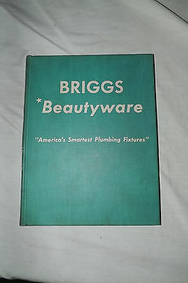 BRIGGS BEAUTYWARE CATALOG ~ Briggs Manufacturing Co.
