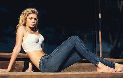 GIGI HADID HQ Glamour SAUCY Photo (6x4 or 11x8) - 11 to choose from (SET 1)