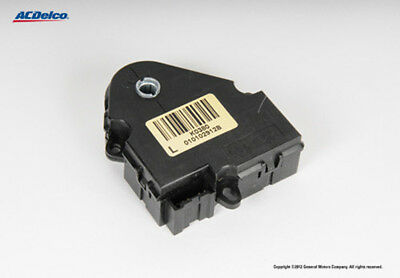 ACDelco 15-73666 Heater Blend Door Actuator