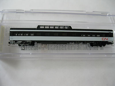 Micro-Trains Stock # 55100140 83' Canadian National Dome Car (Z-Scale)
