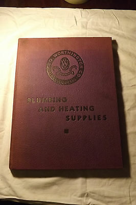 1931 Geo. Worthington Co. Plumbing & Heating Supplies Cleveland, Ohio