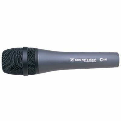 Sennheiser e845 Super Cardioid Live Vocal Stage Microphone