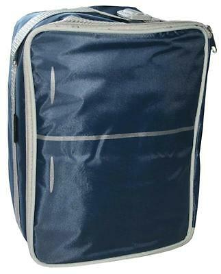 Fridge to Go Lunch Box Med Navy