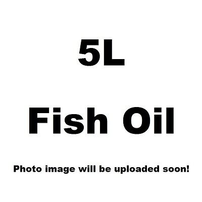 5lt Fish Oil - Game Sport Berley Fishing