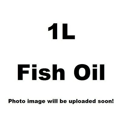 1lt Fish Oil - Game Sport Berley Fishing