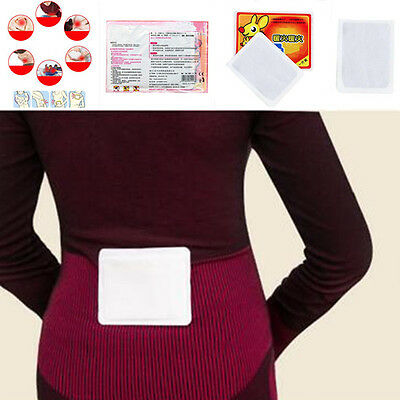 New Warmer Stick Keep 1pcs Paste Pads Hand Foot Warm Lasting Heat Patch Body
