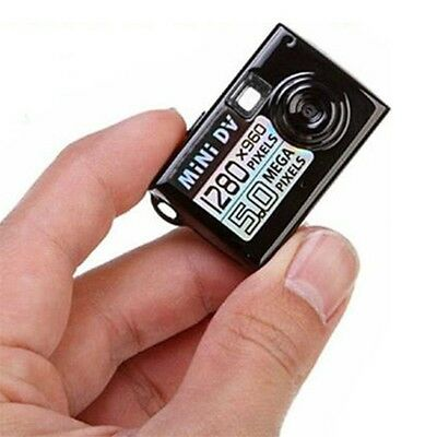 Digital Camera 5MP HD Smallest Mini DV Video Recorder Camcorder Webcam DVR OP