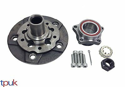 Brand New Front Hub And Bearing Ford Transit Mk7 2006 On With Single Rear Wheel