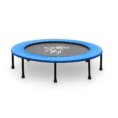 Klarfit Rocketbaby Trampoline 96Cm/3Ft Jumping Surface Blue * Free P&p Uk