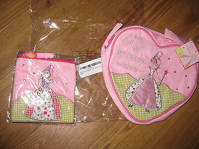 Girl's Fairy Princess bag with Purse New in packaging.  Great gift