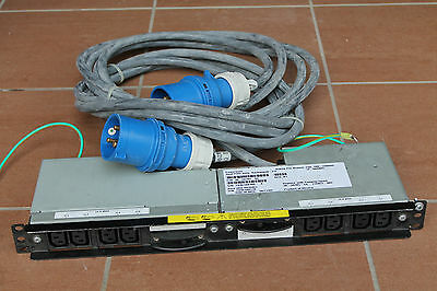 HP 216857-002 30-56205-04 30-56205-S4 Dual PDU Power Distribution Unit 2x 24A