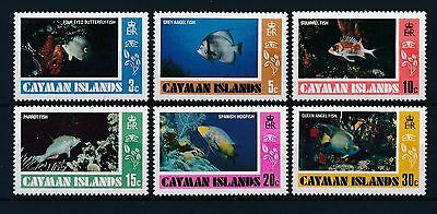 Cayman Islands 1978 Fish MNH