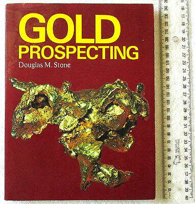 GOLD PROSPECTING [Stone] Maps Description/Location GoldFields All States+NT 1980