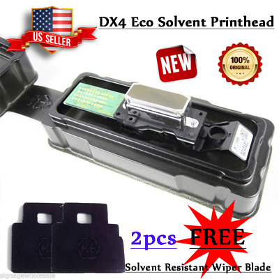 USA Epson DX4 Eco Solvent Print Head For Mimaki JV3 Roland / Mutoh - 1000002201