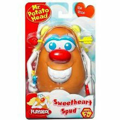 HASBRO PLAYSKOOL MR POTATO HEAD Sweetheart SPUD NEW CUPID Valentine