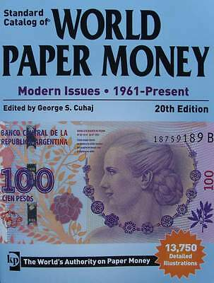 LIVRE : BILLETS DU MONDE 1961 ... (catalog world paper money,argus)