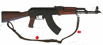 Original USSR AK-47 SKS SVD rifle Carrying Slings Russian Army
