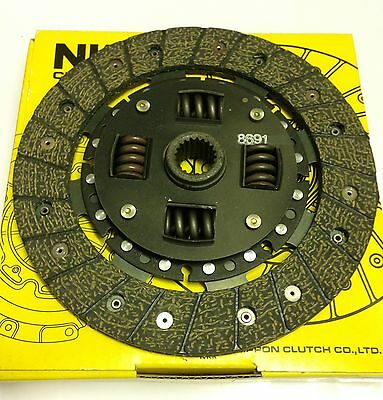 NKK Clutch Disc Plate Made in Japan (ADK83108) Fit Suzuki Baleno,Liana,Swift,etc