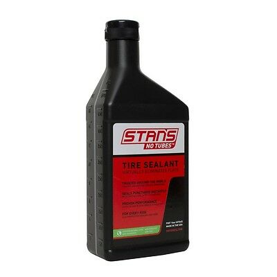 Stans NoTubes The Solution Tyre Sealant - Tubeless Puncture Latex 16 or 32oz