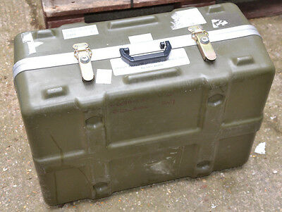 Military Tool / Transit Case Ideal Expedition Storage
