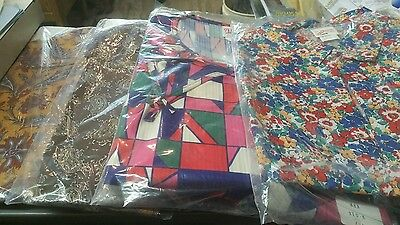 Vintage Lot Of 4 Tops Blouses XL (sz 40) Haband Ladies tops BRAND NEW  Group #2