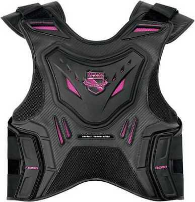 Icon Womens Field Armor Stryker Motorcycle Vest All Sizes