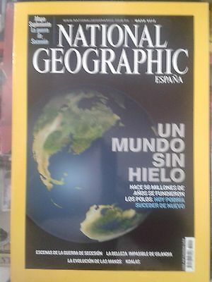 Revista National Geographic Mayo 2012