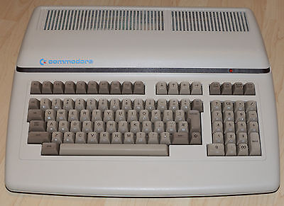 Commodore 610 in very good condition - CBM 128-80 - cleaned & tested !