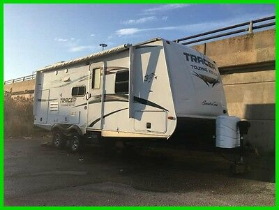 2014 Forest River Tracer 230FBS 25' Travel TRLR Slide Out Awning Outdoor Kitchen