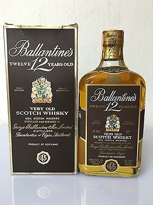 Scotch Whisky Ballantine's 12 Years Old 75cl Alc. 43°