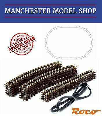 SPECIAL OFFER Roco 009 / HOe narrow gauge oval BRAND NEW - SRP £38.40