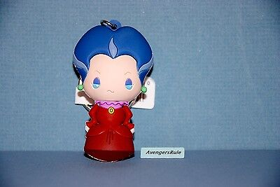 Disney Villains Figural Keyring Series 2 3 Inch Lady Tremaine