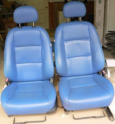 Leather Seats and Trim VZ Commodore