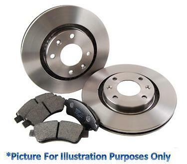 Toyota Celica T20 & Camry V2 - Pagid Rear Brake Discs and Pads Kit (269mm Solid)