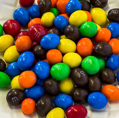 M & M 's PEANUT - 400 grams -  CHOCOLATES, LOLLIES & SWEETS Party Treats
