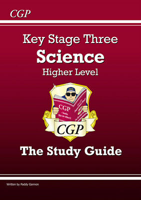 Key stage three science: the revision guide by Paddy Gannon (Hardback)