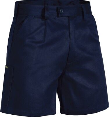 BISLEY WORKWEAR SHORT MENS DRILL WORK SHORT (BSH1007)  Limited size and color