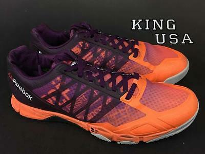 Women's Reebok CrossFit Speed TR Training Shoes V68473 Electric Peach Orchid