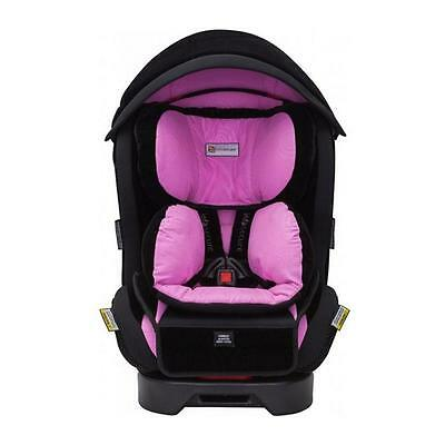 Infa Secure Luxi Caprice Convertible Car Seat - Pink