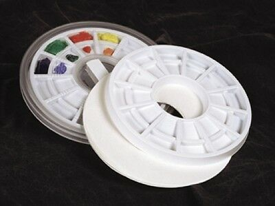 Richeson Lock Box Pallete - Keep your paint usable for weeks!
