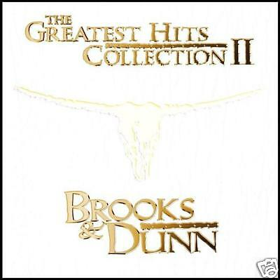 Brooks & Dunn - Greatest Hits Ii Cd ~ Country 2 ~ Best Of *New*