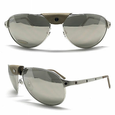 cartier sunglasses santos hlxe  Occhiali Cartier Santos Dumont Goldneye T8200951 Sunglasses New Collection