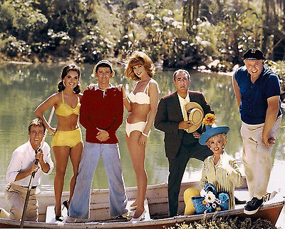 Gilligans Island Cast 8X10 Celebrity Photo Picture 1