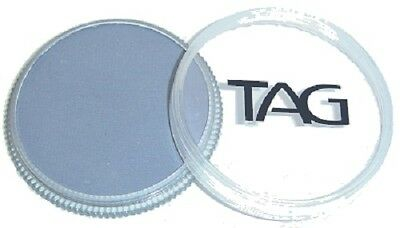 TAG Professional Body Art & Face Paint 32g - Soft Grey